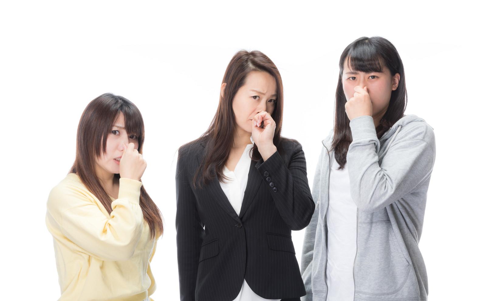 部屋干しの臭いを発生させない方法と消す方法は?