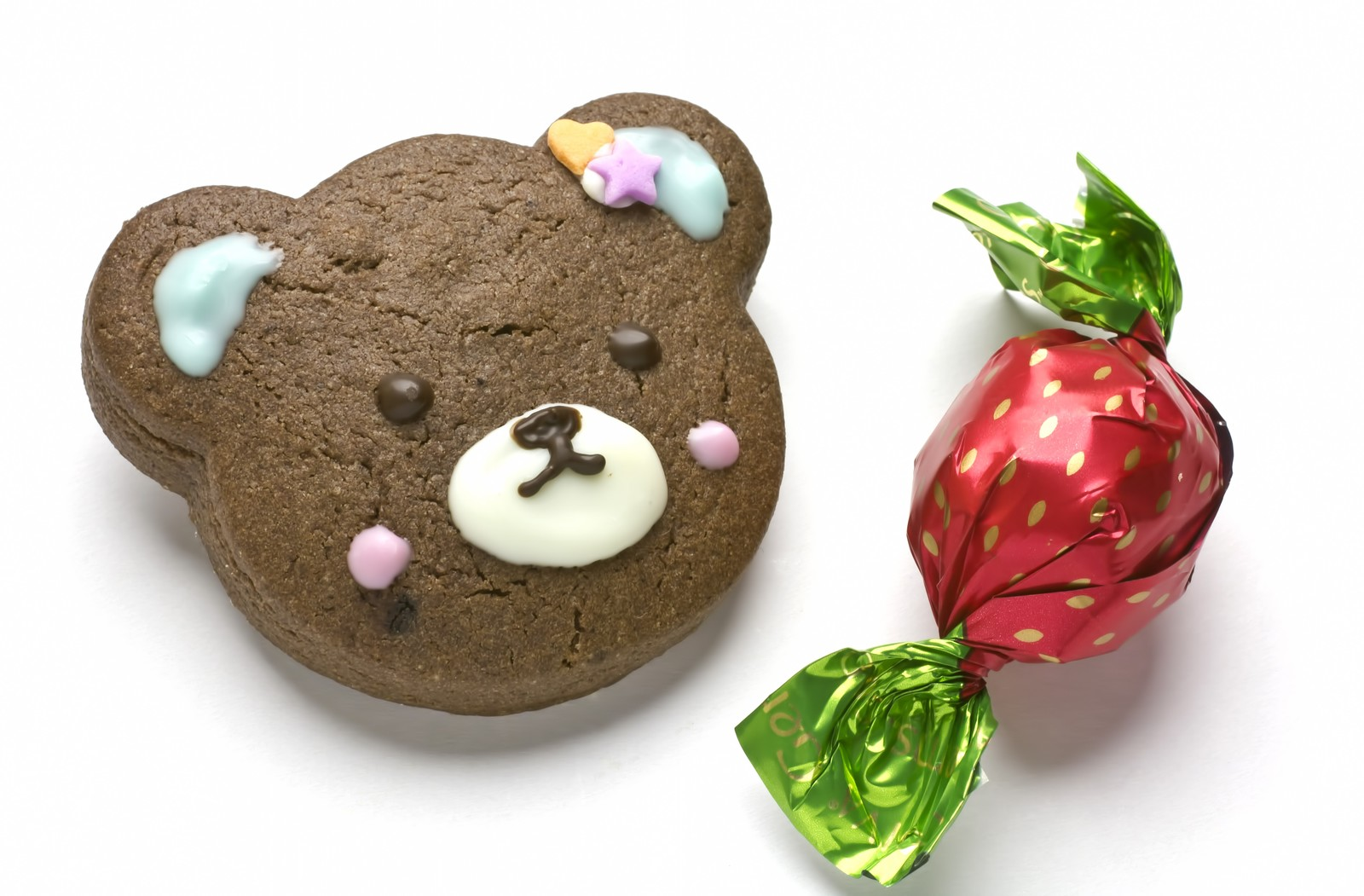 cookie and chocolate