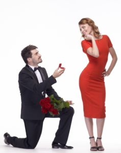present man for love woman